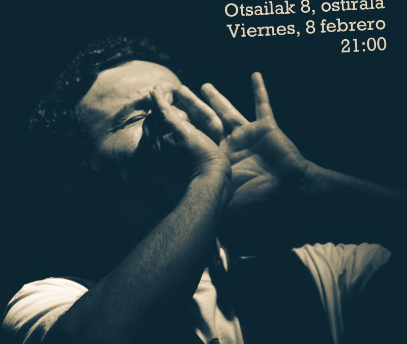 Concierto – Bar Etxeberria – Hondarribia – 8-2-19