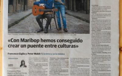 Entrevista – El Diario Vasco 08-02-19