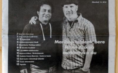 Entrevista – Irunero 15-12-18
